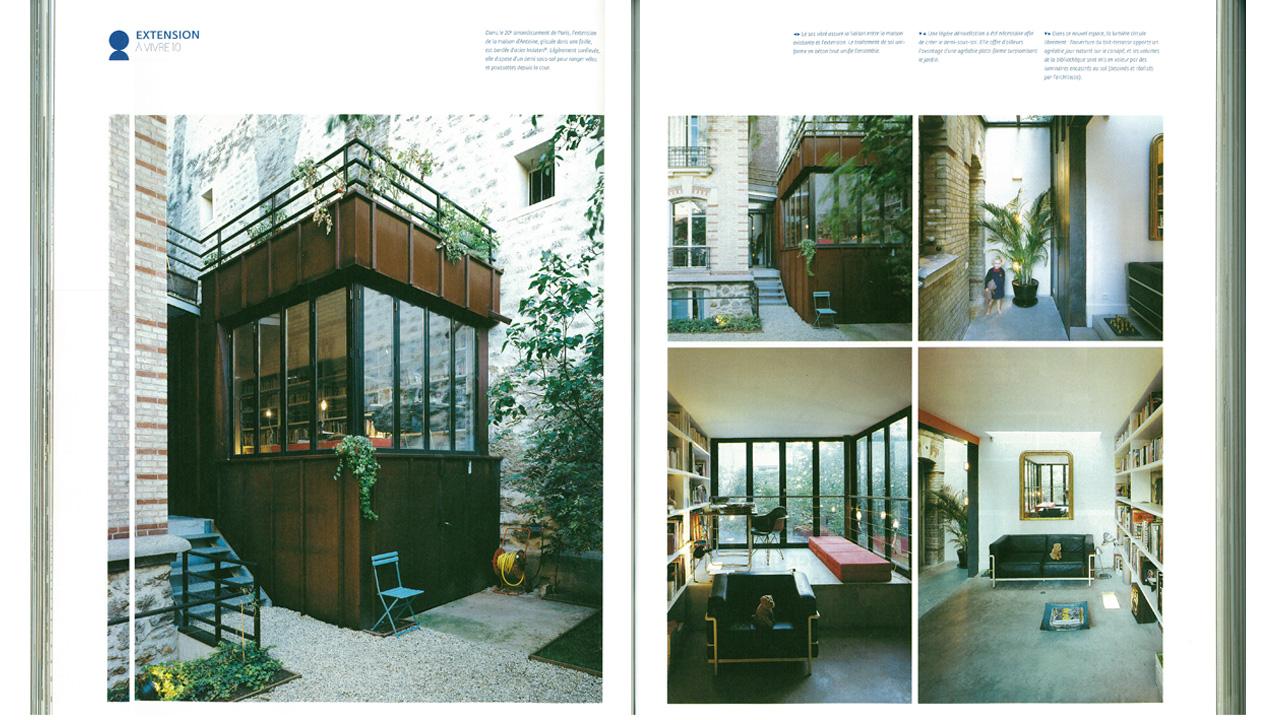 A vivre hors s rie agn s cantin architecture - A vivre architecture ...