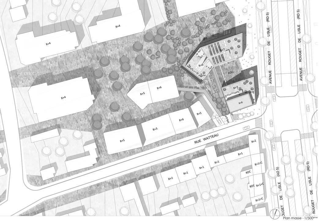 Gut bekannt Le Belvédère - Agnès Cantin Architecture EA08