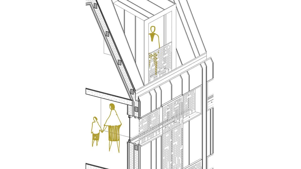 Top Le Zinc - Agnès Cantin Architecture UX83